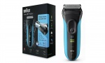 BRAUN WET & DRY ELECTRIC SHAVER [3040]